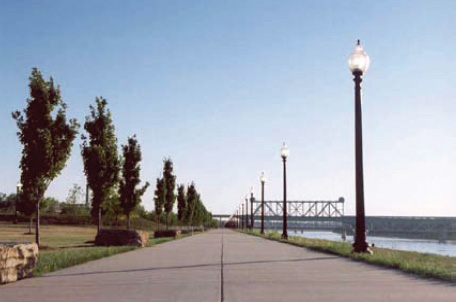 Berkley Riverfront Park